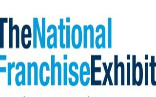 The National Franchise Exhibition logo