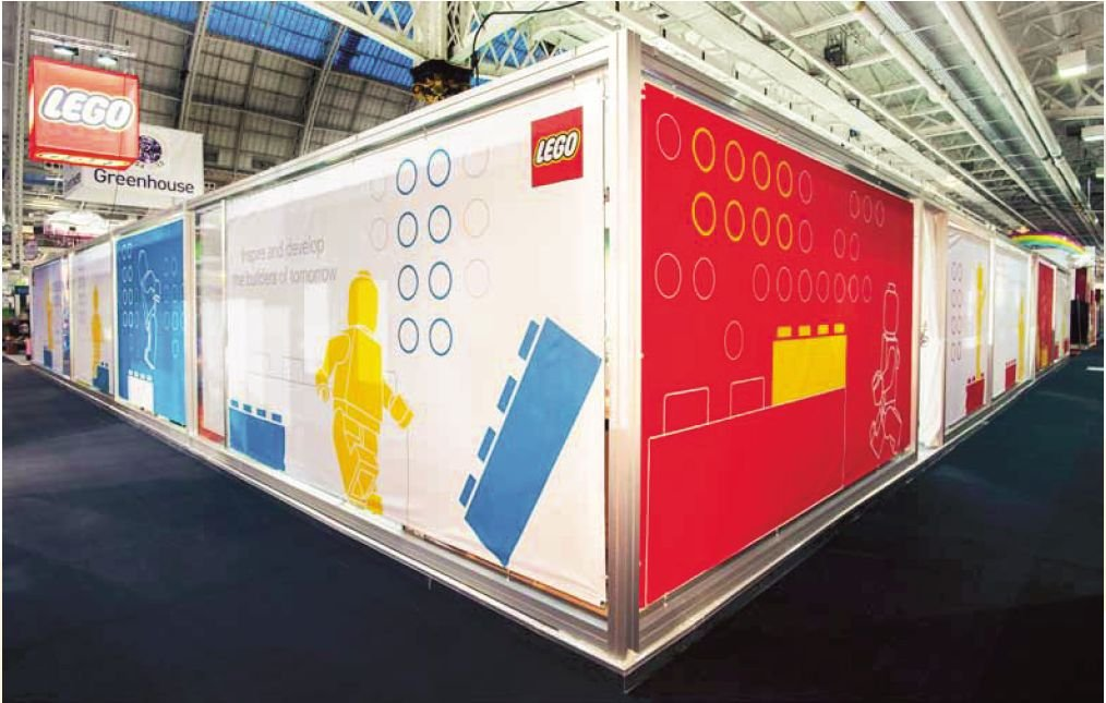Case Study – Lego at Toyfair 2013