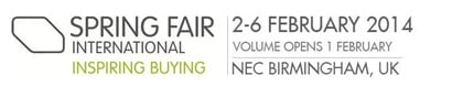 Recommended Stands at the Spring Fair International 2014
