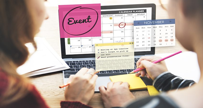 event marketing and planning