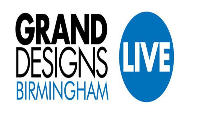 Grand Designs Live logo