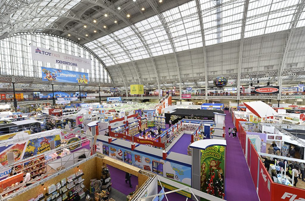 Toy Fair 2015 – The Largest Toy Trade Event in the UK