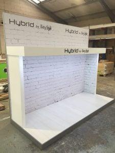 Hybrid Exhibition Stand