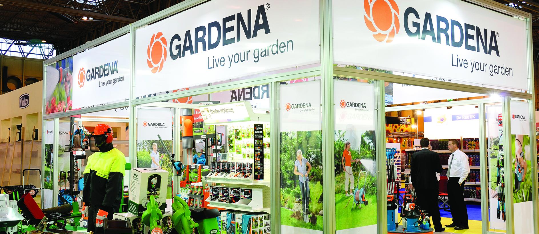 gardena exhibition stand 12