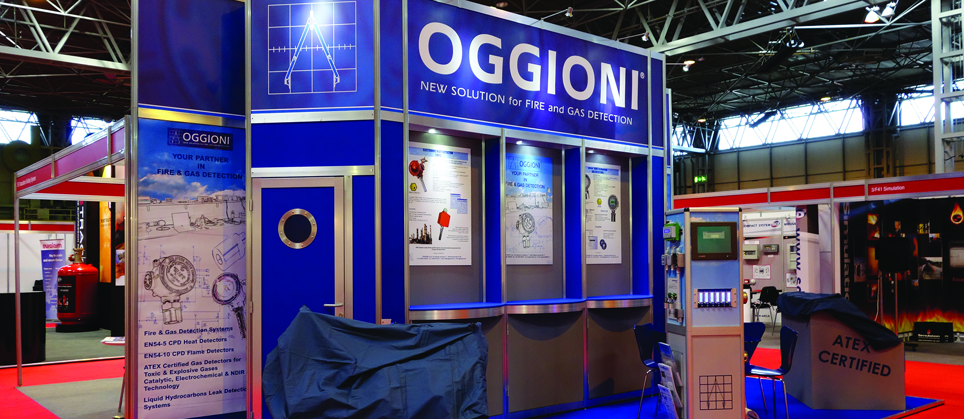 oggioni exhibition stand 4