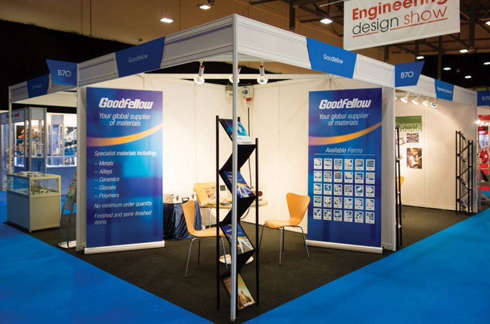 Shell Scheme Exhibition Stands : Shell scheme exhibition stands displays exhibit sixty