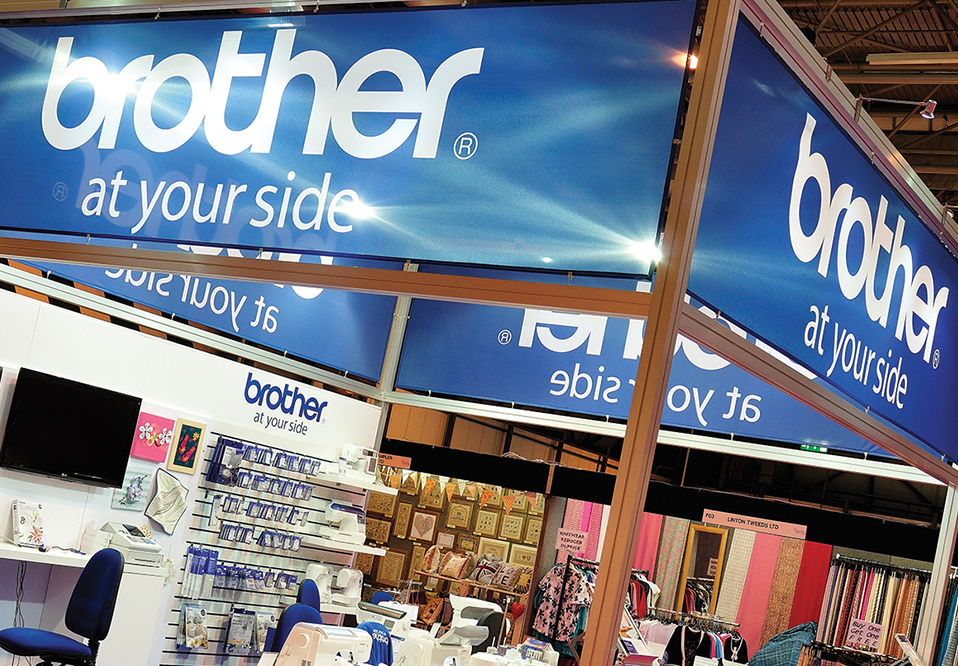 brother exhibition stand 9