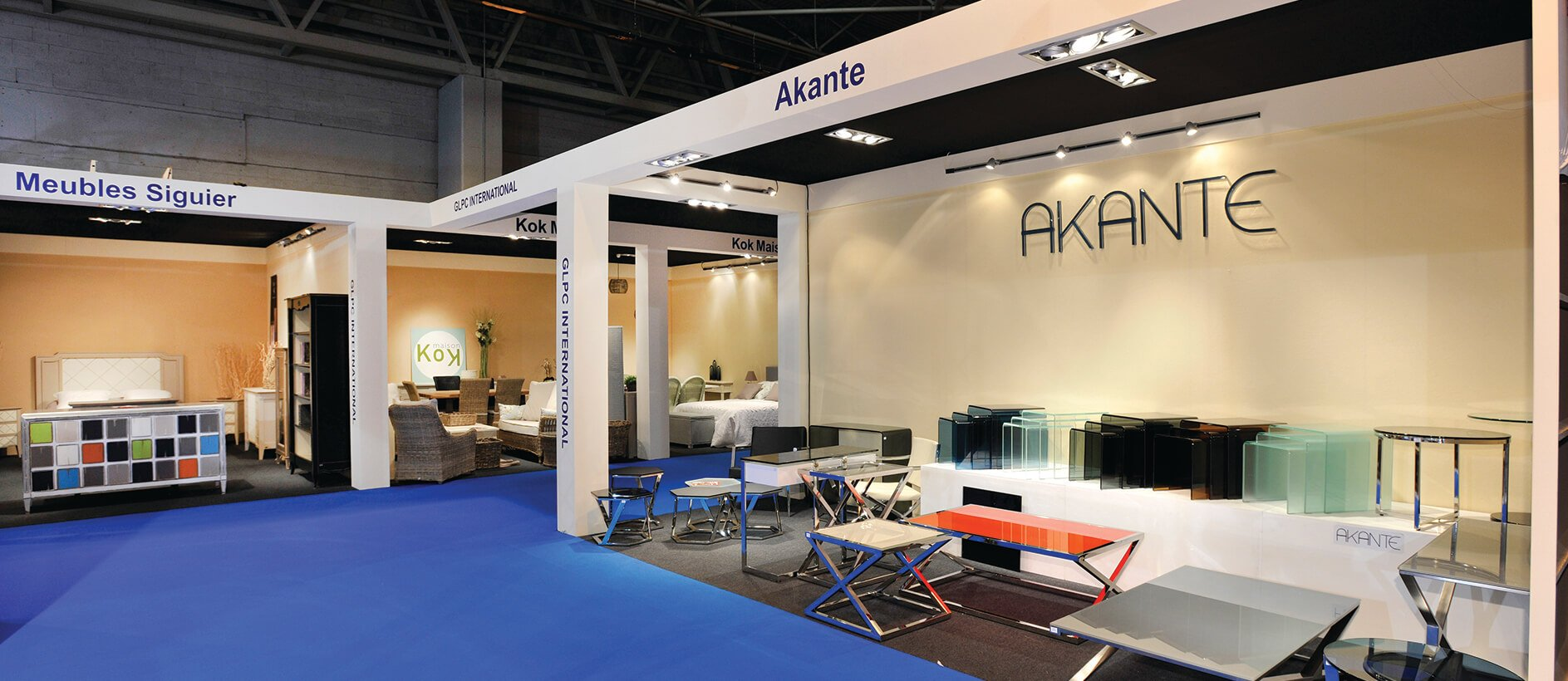 affordable exhibition stand