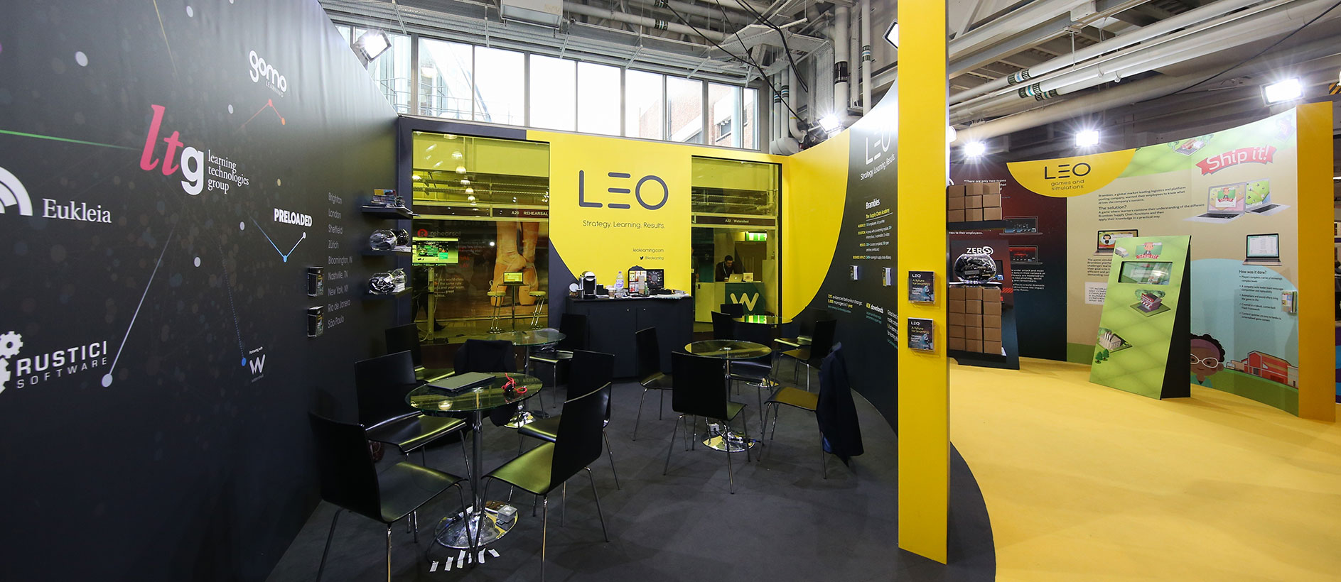 event furniture for Leo Learning