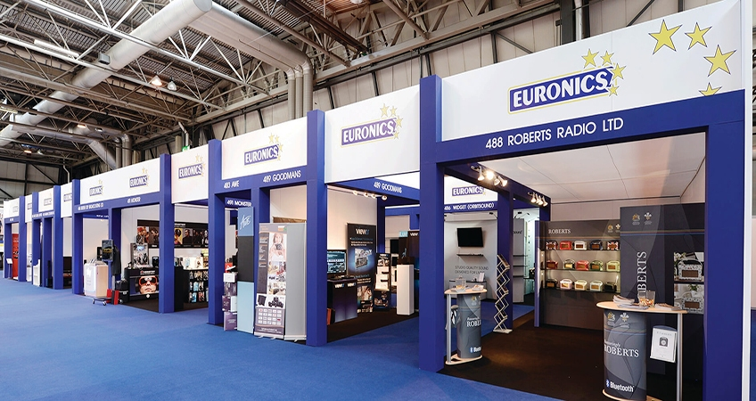 Shell scheme package bespoke to Euronics