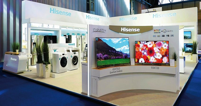 Modular Exhibition Stands Xbox One : Choosing the right exhibition stand for your trade event