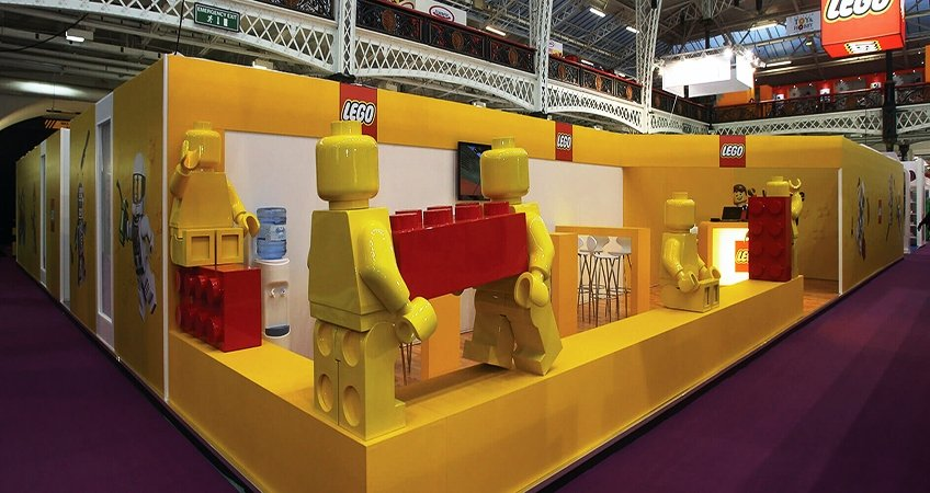 Custom Modular Exhibition Stands : Traditional or modular choosing the best exhibition stand