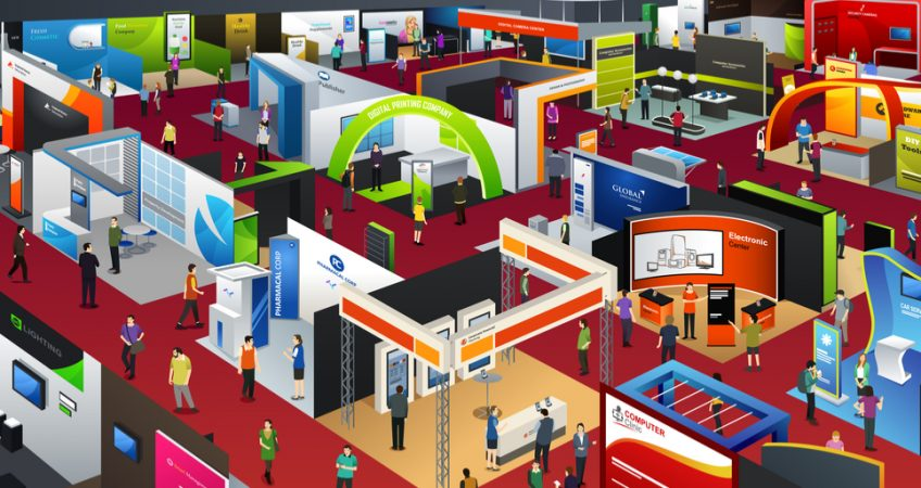 Exhibition Stand Design West Midlands : Exhibition events trade shows tips exhibit sixty