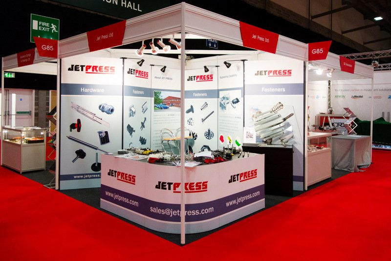 Exhibition Stand Builders West Midlands : What is a shell scheme exhibit sixty