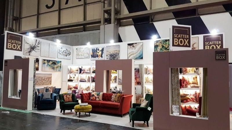 Exhibition Stand Design Furniture : Exhibition events trade shows tips exhibit sixty