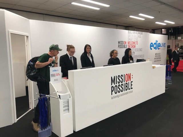 Edie Live Exhibition