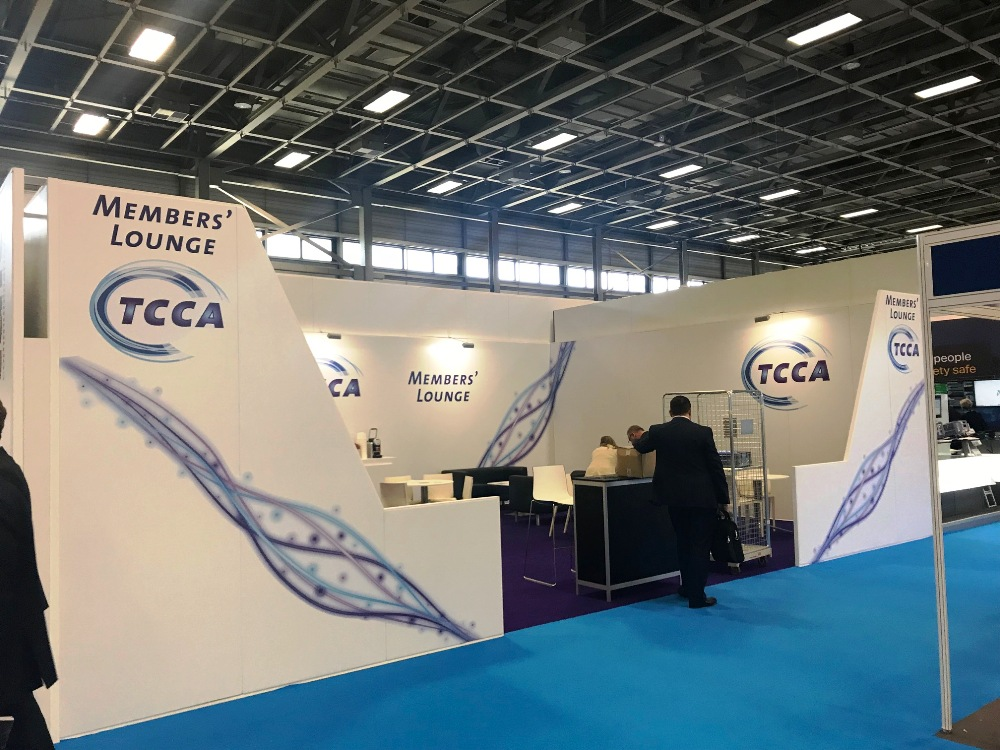 Members Lounge Exhibition Stand