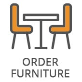 Order Furniture Icon