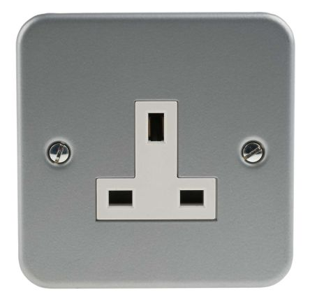 unswitched UK plug socket